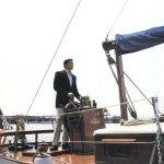 Manhattan Yacht Charters: Brooks Brothers Shoot