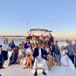 luxury yacht charters New York City