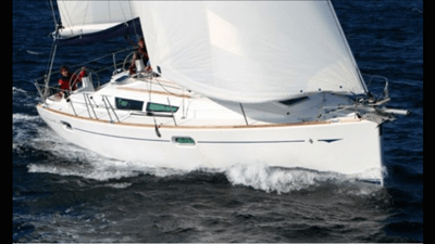 Julia At Sea 2