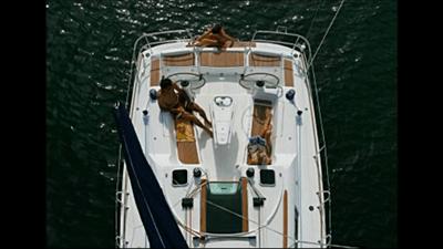 Julia At Sea 3