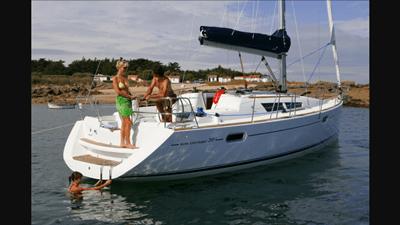 Julia At Sea 4