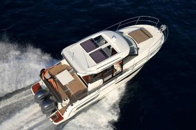 Mercedes at Sea 3