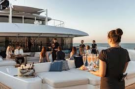 luxury motor yachts NYC