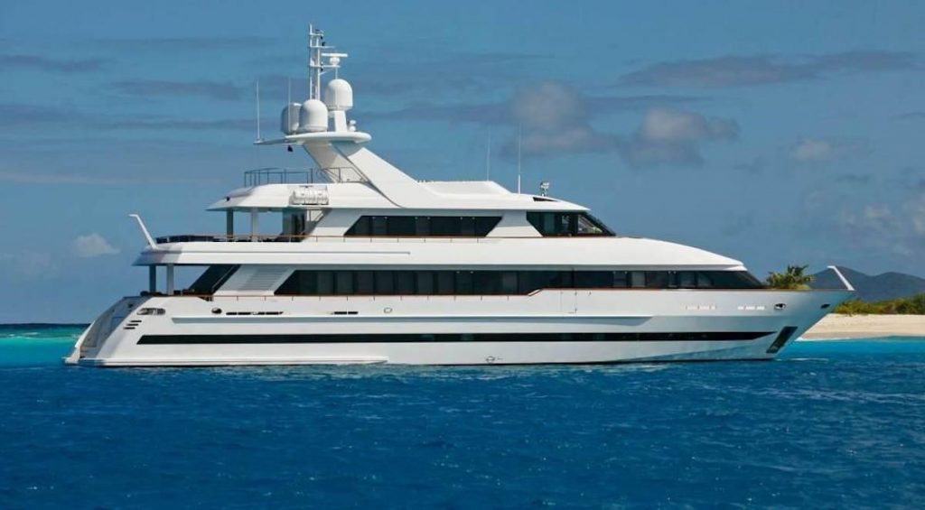 Christmas Yacht Vacations