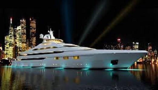 Luxury yacht charters New York